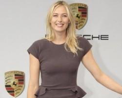 Maria Šarapovová se stala tváří značky Porsche