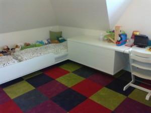 Tipy, jak zařídit dětský pokoj: Dostatek místa a jednoduchost