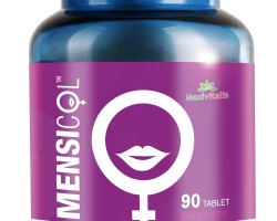 Nový přípravek Mensicol pro menstruační komfort!