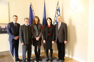 Česko-bavorské vztahy zaznamenávají v posledních letech pozitivní vývoj