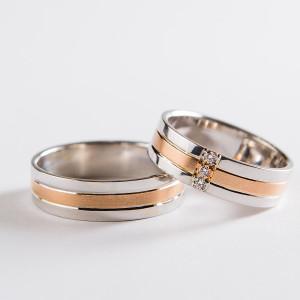 Výběr prstenů v několika jednoduchých krocích