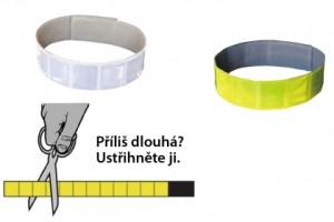 reflexní páska