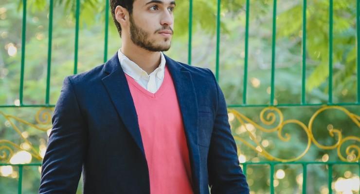 Pánská saka je možné oblékat ke společenským kalhotám i k riflím