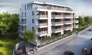 Trigema zahájila výstavbu 21 nových bytů na Praze 6 v Řepích