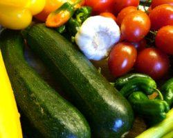 Víte jaké vitamíny obsahuje zelenina?
