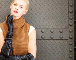 Stylové kožené rukavice – více než trend