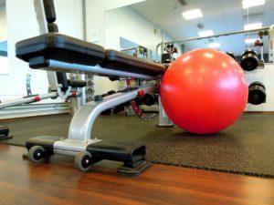 Gymnastický míč a jeho využití