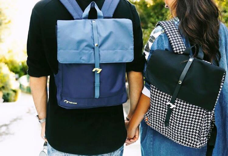 Designové batohy pro ženy i muže