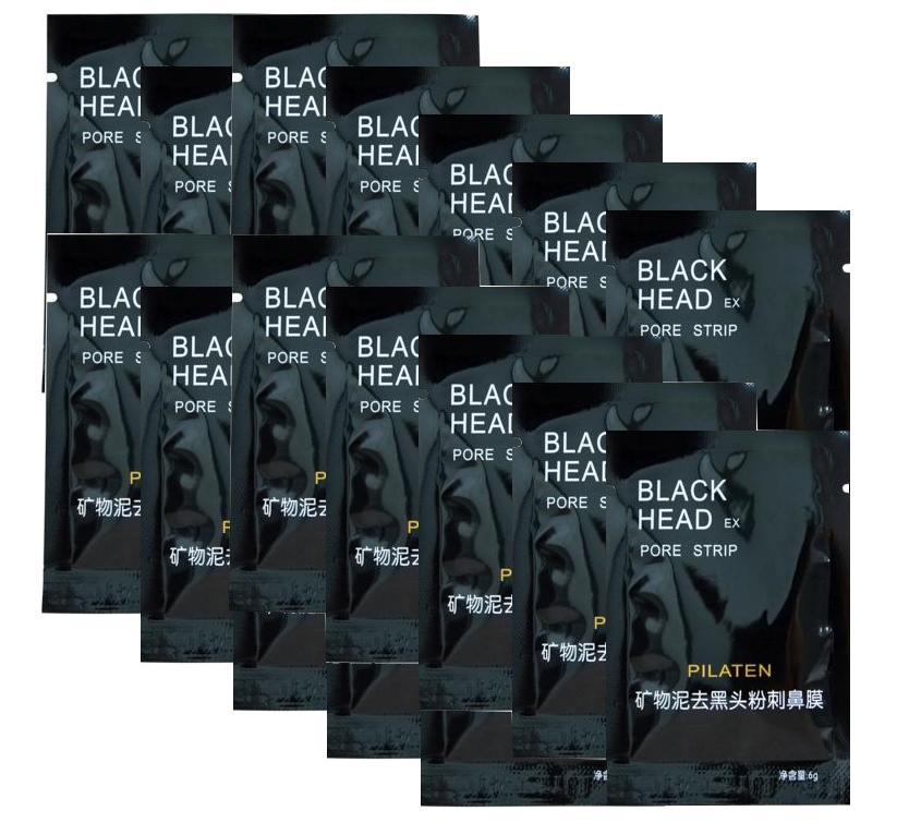 Maska Pilaten, účinný boj proti černým tečkám