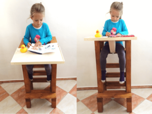 Máte doma všestrannou učící věž pro děti?
