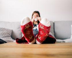 Bambusové nebo bavlněné ponožky