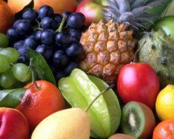 Ovoce a hubnutí