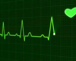 Nechte si změřit EKG na profesionálním přístroji