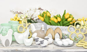 Zkraťte si čekání na jaro stylovou výzdobou