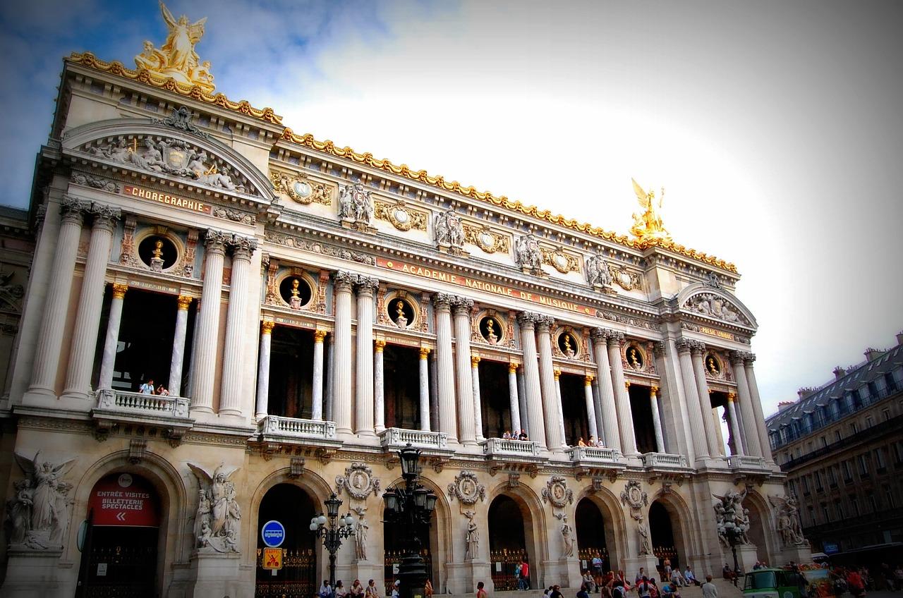Národní Opera v Paříži