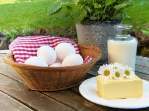 Jsou biopotraviny dietnější než běžné potraviny?