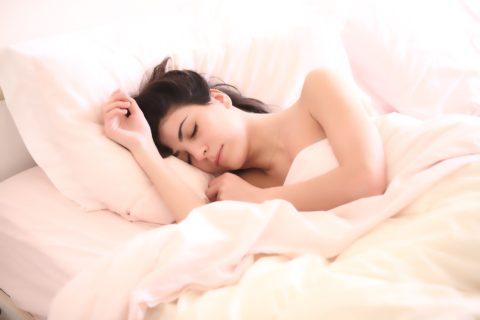 Zdravý spánek je zárukou pevného zdraví a optimistické mysli