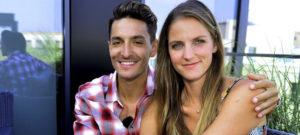 Bude svatba? Michal Hrdlička požádal o ruku tenistku Karolínu Plíškovou