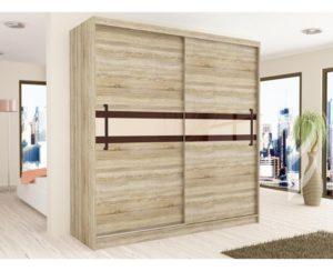 Šatní skříně pro pohodlnější bydlení