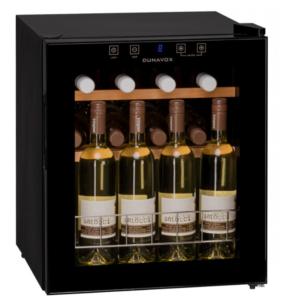 Domácí vinotéka pro krátkodobé i dlouhodobé uschování vína