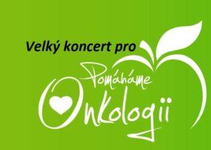 Přijďte na koncert a pomozte onkologii