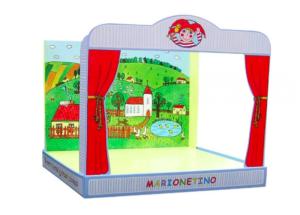loutkové divadlo pro děti