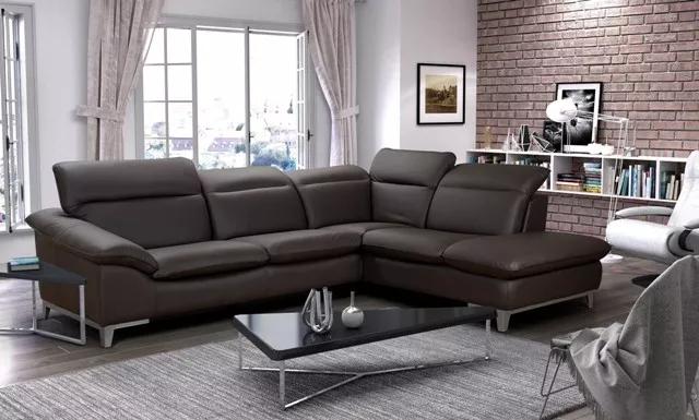 Trendy povrchových materiálů sedaček