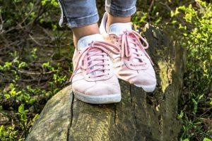 Vokamžiku největšího osamění, nad kvalitní dámskou obuv není