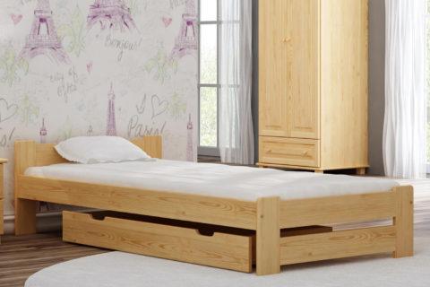 Dětská postel z masivu je skvělé rozhodnutí