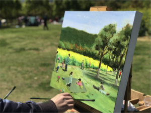 Jak vybrat malířské plátno? Poradíme vám