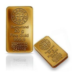 Zlato neztrácí svou investiční hodnotu – zhodnoťte své finance