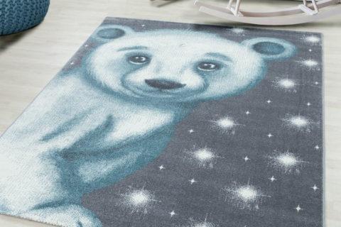 Podle čeho vybrat koberec do dětského pokoje?