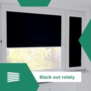 Black out rolety – zažijte absolutní tmu